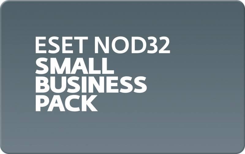 Базовая лицензия (карта) Eset NOD32 NOD32 Small Business Pack newsale for 5 user 1 год (NOD32-SBP-NS(CARD)-1-5) - фото 1