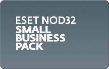 Базовая лицензия (карта) Eset NOD32 NOD32 Small Business Pack newsale for 5 user 1 год (NOD32-SBP-NS(CARD)-1-5)
