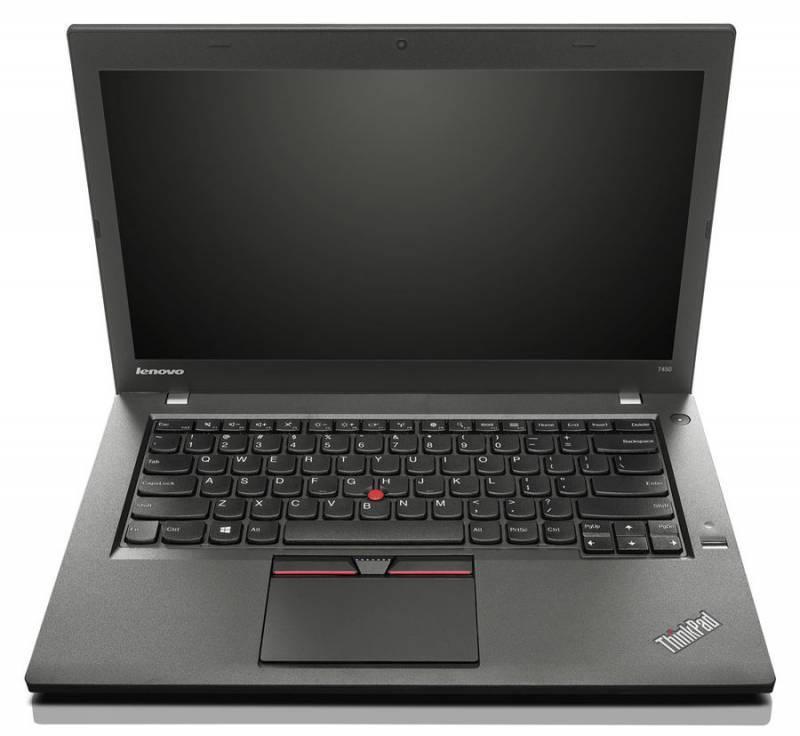 "Ноутбук 14"" Lenovo ThinkPad T450 черный - фото 1"