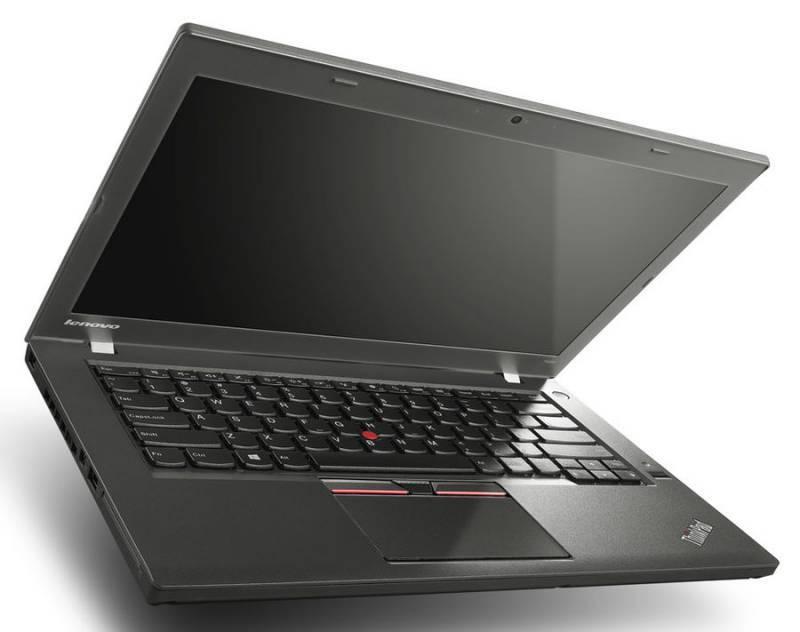 "Ноутбук 14"" Lenovo ThinkPad T450 черный - фото 3"
