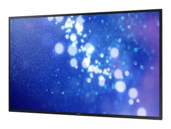 Профессиональная LCD панель 65 Samsung DM65E (информационная панель) черный