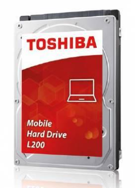 Жесткий диск 500Gb Toshiba L200 HDWJ105UZSVA SATA-II