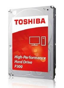 Жесткий диск Toshiba P300 HDWD110UZSVA, объем 1Tb, форм-фактор 3.5, буферная память 64МБ, скорость вращения шпинделя 7200 об/мин, интерфейс SATA-III