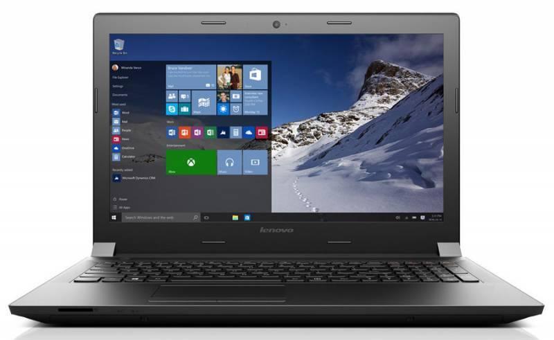 "Ноутбук 15.6"" Lenovo IdeaPad B5080 черный - фото 1"