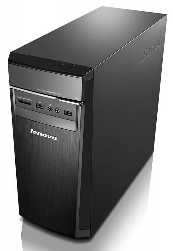 Системный блок Lenovo IdeaCentre H50-05 черный - фото 2