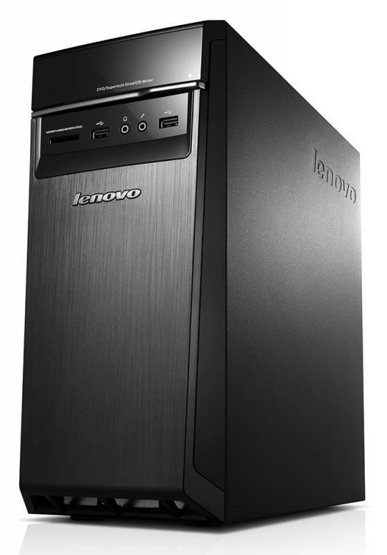 Системный блок Lenovo IdeaCentre H50-05 черный - фото 3