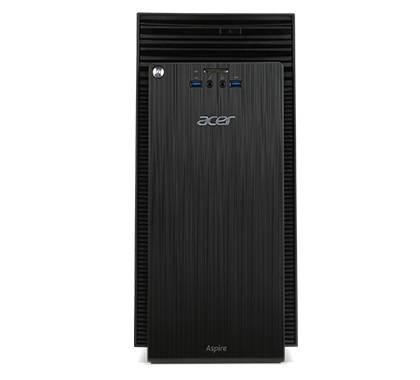 Системный блок Acer Aspire TC-705 черный - фото 1