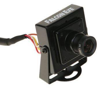 Камера видеонаблюдения Falcon Eye FE-Q720AHD черный