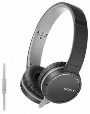 Гарнитура Sony MDR-ZX660AP черный (MDRZX660APB.E)