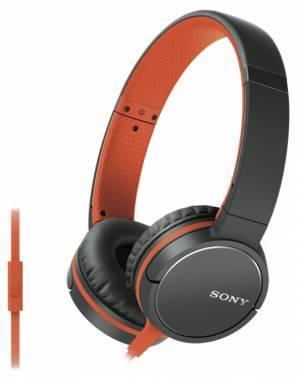 Гарнитура Sony MDRZX660APD.E оранжевый