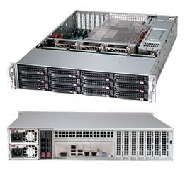 ������ SuperMicro CSE-826BE2C-R920LPB 2 x 920 �� ������
