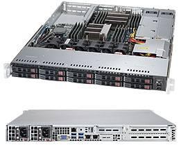Платформа SuperMicro SYS-1028R-WTRT