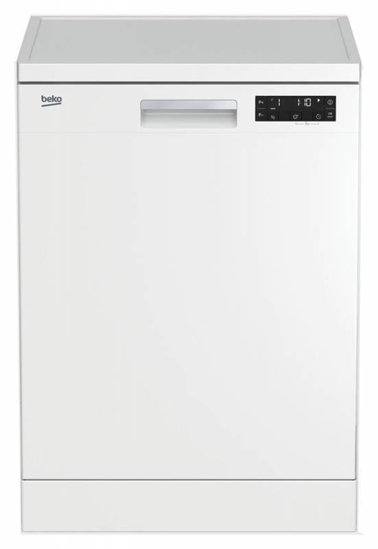 Посудомоечная машина Beko DFN26210W белый - фото 1