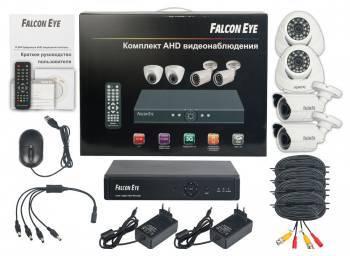 Комплект видеонаблюдения Falcon Eye FE-104AHD-KIT ОФИС