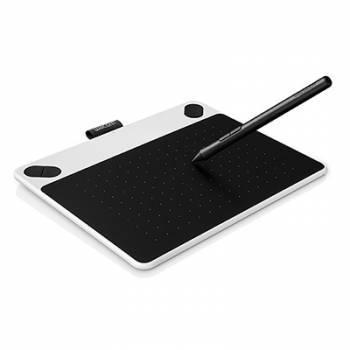 Графический планшет Wacom Intuos Draw Pen S CTL-490DW-N белый