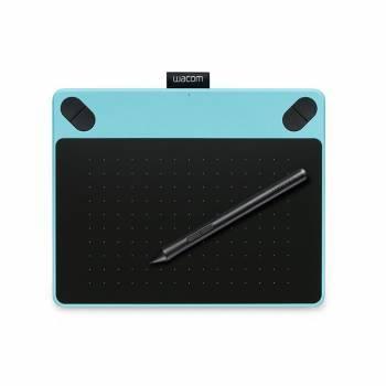 Графический планшет Wacom Intuos Art PT S CTH-490AB-N голубой