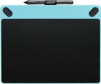 Графический планшет Wacom Intuos Art PT M CTH-690AB-N голубой