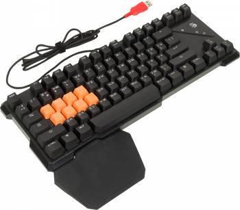Клавиатура A4 Bloody B700 черный