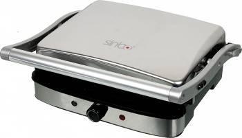 Электрогриль Sinbo SSM 2530 белый/черный