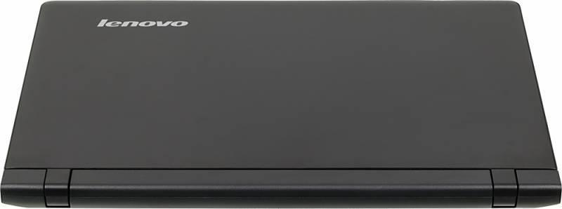 "Ноутбук 15.6"" Lenovo IdeaPad 100-15IBY (80MJ00DQRK) черный - фото 4"
