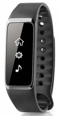 Смарт-браслет Acer Leap Active 1 черный / черный