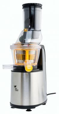 Соковыжималка шнековая Kitfort КТ-1102-3 серебристый