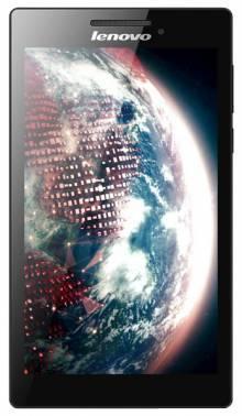 """Планшет 7"""" Lenovo Tab 2 A7-20F 8ГБ черный (59444653)"""