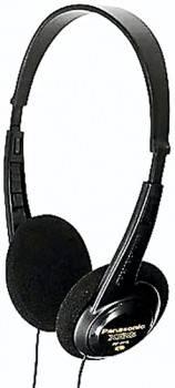 Наушники Panasonic RP-HT6E-K черный
