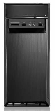 Системный блок Lenovo IdeaCentre H50-05 черный (90BH003QRS)