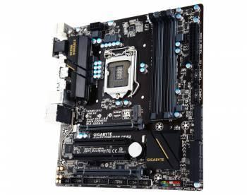 Материнская плата Gigabyte GA-Z170M-D3H DDR3 Soc-1151 mATX