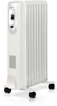 Масляный радиатор Ballu Comfort BOH/CM-09WDN белый