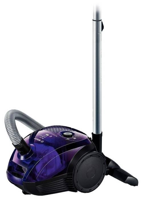 Пылесос Bosch BGN21700 фиолетовый - фото 1