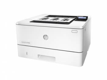 Принтер HP LaserJet Pro M402n белый (C5F93A)