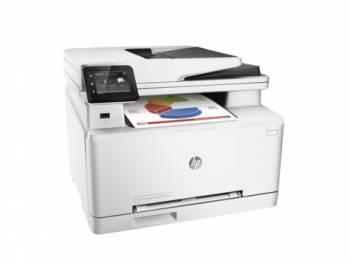 МФУ HP Color LaserJet Pro M274n белый
