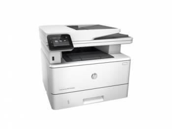 МФУ HP LaserJet Pro M426fdn RU серый / черный