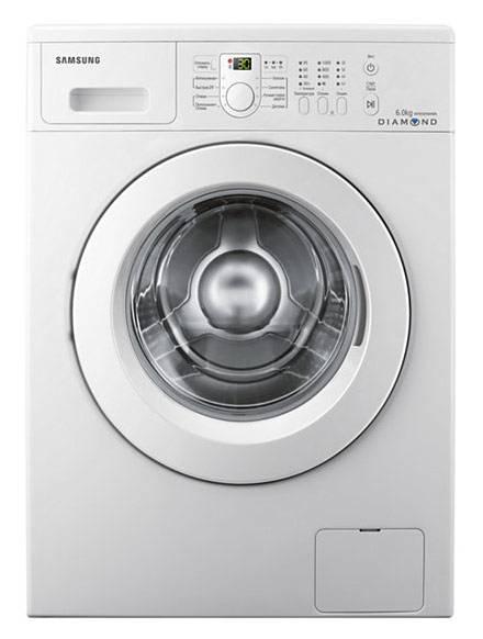 Стиральная машина Samsung WF8590NLW9 белый - фото 1