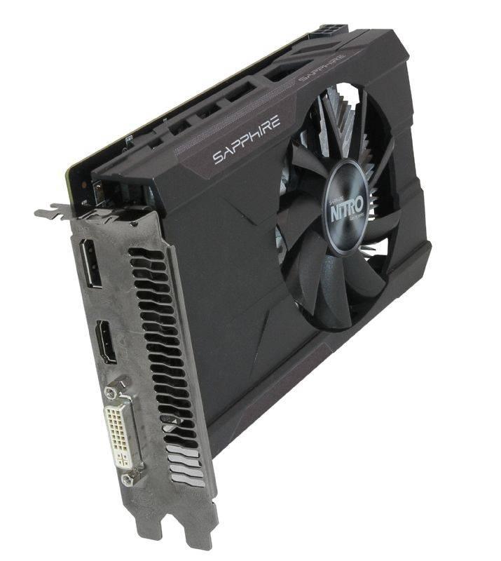 Видеокарта Sapphire Radeon R7 360 NITRO 2048 МБ (11243-02-20G) - фото 1