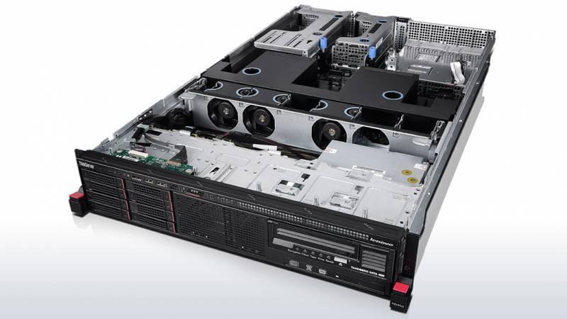 Сервер Lenovo ThinkServer RD450 - фото 1