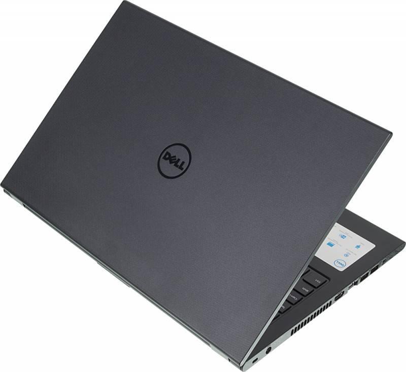 """Ноутбук 15.6"""" Dell Inspiron 3542 (3542-6212) черный - фото 2"""