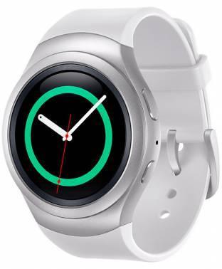 Смарт-часы Samsung Galaxy Gear S2 SM-R7200 1.2 серебристый / белый