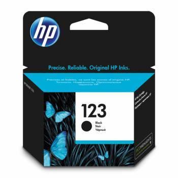 Картридж струйный HP 123 F6V17AE черный
