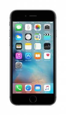 Смартфон Apple iPhone 6s MKQJ2RU / A 16ГБ серый