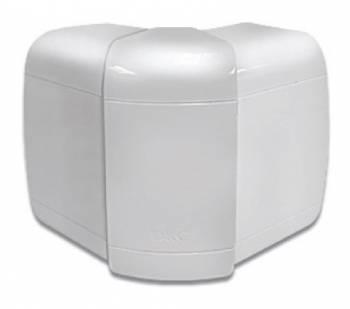 Угол внешний изменяемый DKC 01052 белый (упак.:1шт)