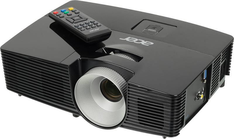 Проектор Acer X113P черный - фото 2