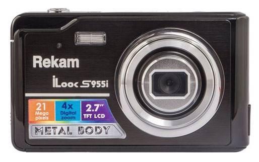 Фотоаппарат Rekam iLook S955i черный - фото 1