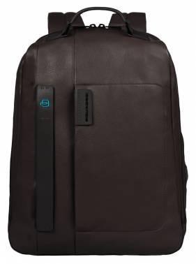 Рюкзак Piquadro Pulse CA3349P15 / M коричневый натур.кожа