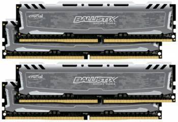 Модуль памяти DIMM DDR4 4x4Gb Crucial (BLS4C4G4D240FSB)