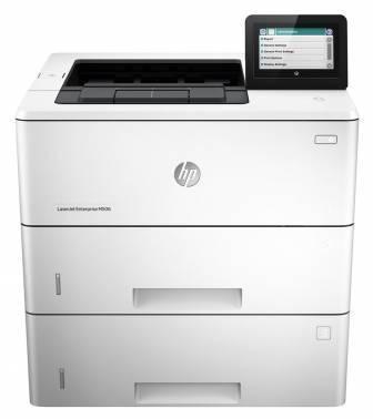 Принтер HP LaserJet M506x серый (F2A70A)