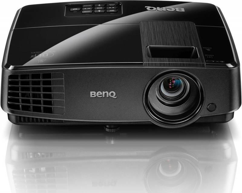 Проектор Benq MS506 черный (9H.JA477.14E) - фото 1