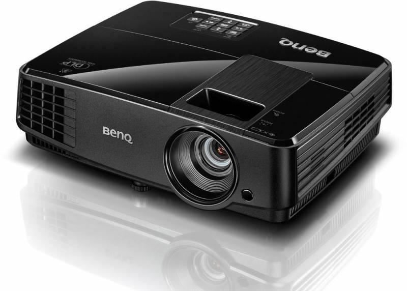 Проектор Benq MS506 черный (9H.JA477.14E) - фото 2